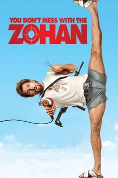 You Don't Mess With the Zohan (2008) Movie Media, Pictures, Posters, Videos