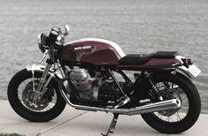 Moto Guzzi 850T3 Cafe Racer ~ Return of the Cafe Racers