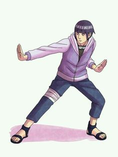 Genderbent Hinata is cool too