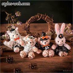 Halloween Duffy, Christmas Ornaments, Halloween, Holiday Decor, Disney, Friends, Home Decor, Amigos, Decoration Home