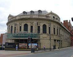 Abandoned - Majestyk Nightclub - Leeds, UK