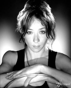 TESTUD Sylvie-24x30-2006 - STUDIO HARCOURT PARIS - ACTRICE  - COMEDIENNE - INTERPRETE - CINEMA - THEATRE - COULEUR