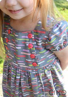 the june bug dress -- claradeparis.com ♥ the fabric