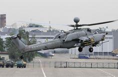 Aviones Caza y de Ataque:    Mi-28NE: versión de exportación.