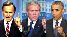 """We Will Prevail"": Three Words, Three American Presidents & An Endless W..."