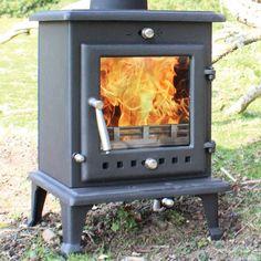 Ekol Crystal 5 Wood Burning Stove