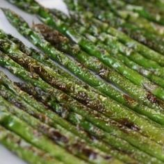 This is a quick, delicious way to use fresh asparagus. - Sauteed Asparagus