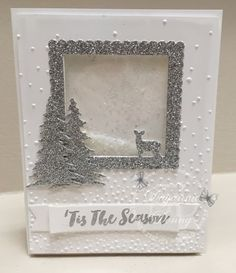 Carols of Christmas Shaker by jaydee - Cards and Paper Crafts at Splitcoaststampers