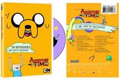 adventure time, on cartoon network!