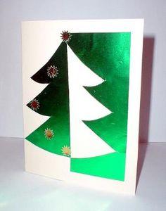 Weihnachtskarten - Weihnachten-basteln - Meine Enkel und ich - Made with schwedesign.de