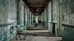 Childrens Insane Ward Matt Van der Velde Architecture Abandoned Asylums Interior Jonglez Publishing