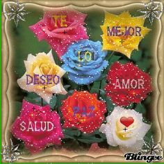 SUEÑOS DE AMOR Y MAGIA: Mis deseos para ti