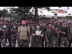 (07-07-12) Aleppo | Syrian Woman Arrives from Canada to Join FSA to Protect People