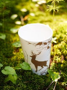 Spring is coming soon! Alveskog from Wik & Walsoe. Porcelain, Mugs, My Favorite Things, Tableware, Gifts, Design, Basement, Home Decor, Passion