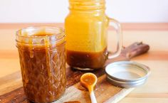 The Ultimate Salted Caramel Sauce