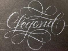 Legend Script by Ryan Hamrick