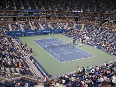 Tennis - a news appeared on a terrorist magazine, reveals how Al Qaeda has inserted the US Open as a possible target to hit with an attack Tennis Open, Al Qaeda, Tennis Championships, Us Open, To Go, Target, American, Places, Lugares