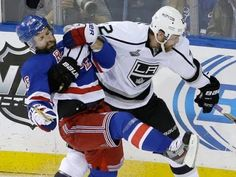 Los Angeles Kings/New York Rangers Game 3 Montage - 2014 Stanley Cup Finals