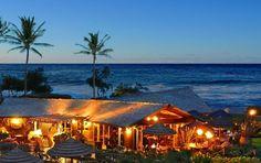 Oasis on The Beach....Waipouli Beach Resort, Kauai near Kapaa. http://www.oasiskauai.com/