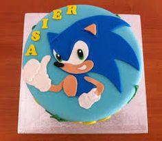 Resultado de imagen para torta de sonic