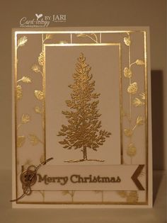 Lovely as a Tree Card-iology by Jari