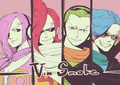 Reiju Vinsmoke Ichiji Vinsmoke Niiji Vinsmoke Yonji Vinsmoke Germa66 Vinsmoke Family One Piece