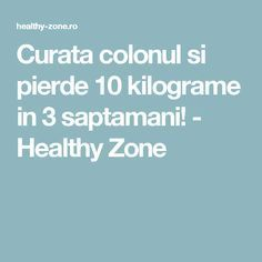Curata colonul si pierde 10 kilograme in 3 saptamani! - Healthy Zone Colon Detox, Healthy Eating, Healthy Food, Health Fitness, Lose Weight, Healthy Recipes, Smoothie, Fabrics, Sport