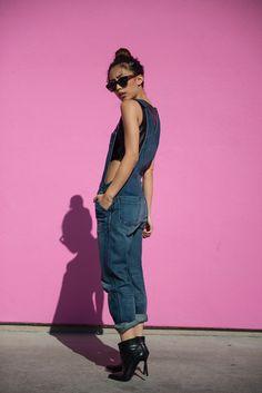 Neon Blush blogger in ShoeMint