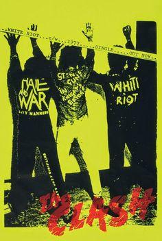 El single debut de los Clash se lanzaba originalmente a mediados de Marzo de 1977 siendo afortunadamente editado en España afinales de mayo...