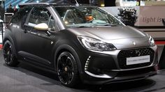 2016 Citroen DS3 Cabrio Performance: