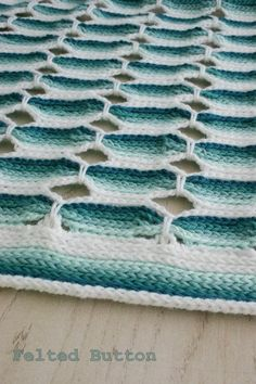 Felted Button: ::Candy Stick Blanket Crochet Pattern:: Perfect for busting your stash or making in colors to suit your style! I love these colors! Crochet Afgans, Crochet Yarn, Blanket Crochet, Free Crochet, Yarn Inspiration, Crochet Stitches Patterns, Crochet Home, Crochet Projects, Suit