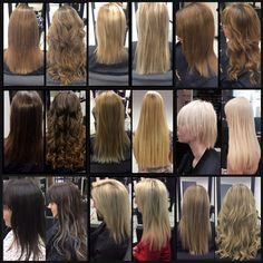 Great lengths hair extensions great lengths pinterest great a fab collection of greatlengthsuk transformations at urbanite hair hairextensions hair pmusecretfo Image collections