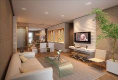 apartamento sala tv - Pesquisa do Google