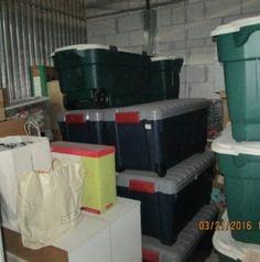 10x10. #StorageAuction in Doral (1154). Ends Mar 30, 2016 10:35AM US/Eastern. Lien Sale.