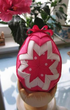 Fabric Decorations – Easter eggs – a unique product by JanickaM on DaWanda Fabric Decor, Easter Eggs, Jar, Decorations, Christmas Ornaments, Holiday Decor, Unique, Handmade, Home Decor