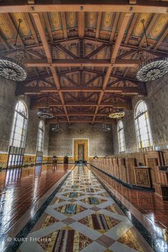LOS ANGELES / DOWNTOWN:  Union Station, Los Angeles, CA