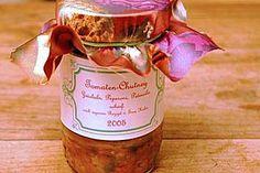 Tomatenchutney - scharf