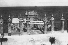 Gone!  Most photographed places in Malta.. The Chalet in Selima closed in1959 demolished 2006