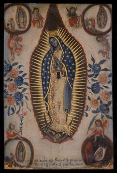 Brooklyn Museum: American Art: Virgin of Guadalupe