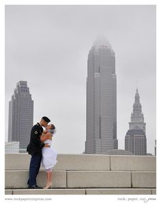 Cleveland Wedding Photography by rock. paper. cut.