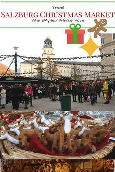 Travel Salzbrug Christmas Market