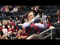 Congrats to Women's Gymnastics - they qualify for NCAA Super 6!
