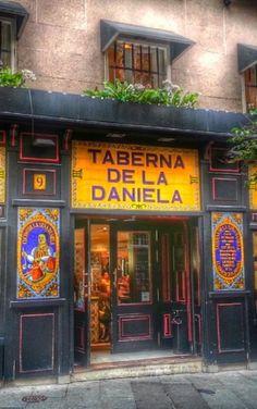 Taberna de la Daniela - Madrid, Spain