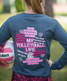 Volleyball Long Sleeve T-shirt - Funny Volleyball Shirts - Ideas of Funny Volleyball Shirts - volleyball_long_sleeve_what_else Volleyball Sweatshirts, Funny Volleyball Shirts, Volleyball Memes, Volleyball Workouts, Volleyball Outfits, Volleyball Players, Beach Volleyball, Volleyball Setter, Volleyball Shorts
