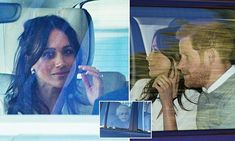 Meghan Markle, Prince Harry arrive for wedding rehearsal in Windsor   Daily Mail Online