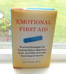 Book Review: Emotional First Aid by Author Guy Winch, Ph.D.