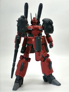 1/144 Guncannon Detector: Custom Work by syou. Photoreview Big Size Images
