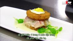Dish: Croque Madame by Karen & Quinn Hatfield. Team Challenge. Masterchef Season 3.