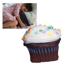 Amazon.com: DCI Cupcake Yummy Pillow: Home & Kitchen