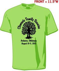 Family reunion t shirt logos this reunion reunion sle for Printed t shirts for family reunion